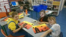 Minions, Mad Hatters and zombies get creative!!