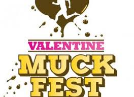 Countdown is on to the Valentine's Day Muckfest!!