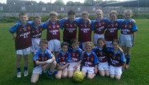 Kilberry's Finest!! Our U10 School Team