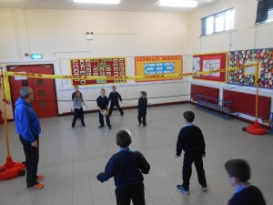 2nd and 3rd class in action over the past few weeks.