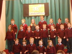 'Echoes from the Past'; Second and Third Class delivered a performance to remember!