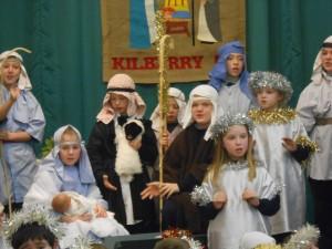 The Nativity Scene...