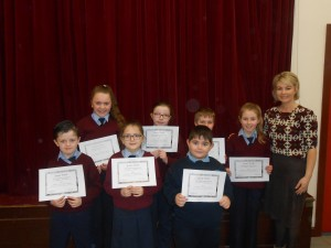 Congratulations to our 'Kindness' ambassadors!